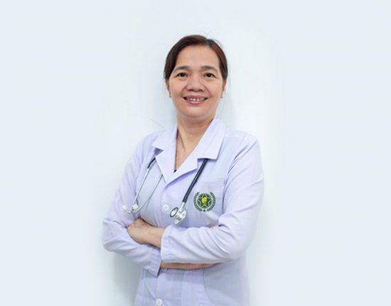 Thầy thuốc, bác sĩ Nguyễn Khương Thụy