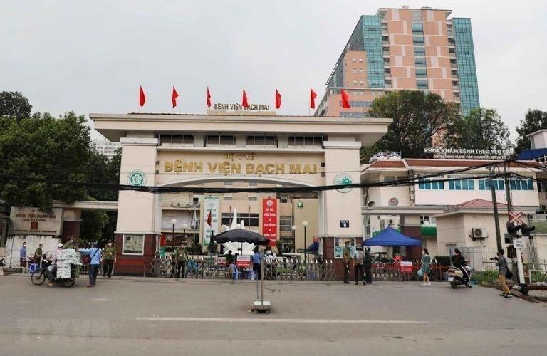 Địa chỉ chữa xuất tinh sớm ở Hà Nội - bệnh viện Bạch Mai