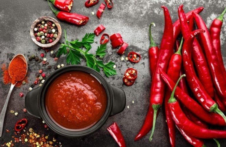 Hạn chế đồ ăn cay nóng