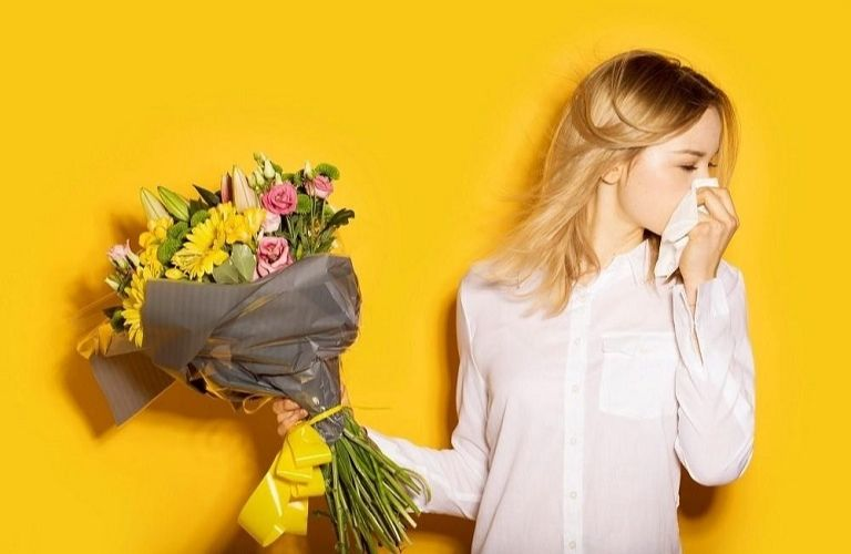 Phấn hoa có thể là một nguyên nhân khiến xảy ra tình trạng nổi mề đay