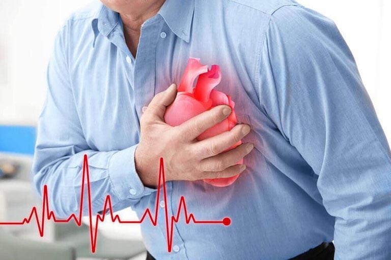 Bệnh lý tim mạch cũng có thể gây rối loạn khả năng hoạt động tình dục
