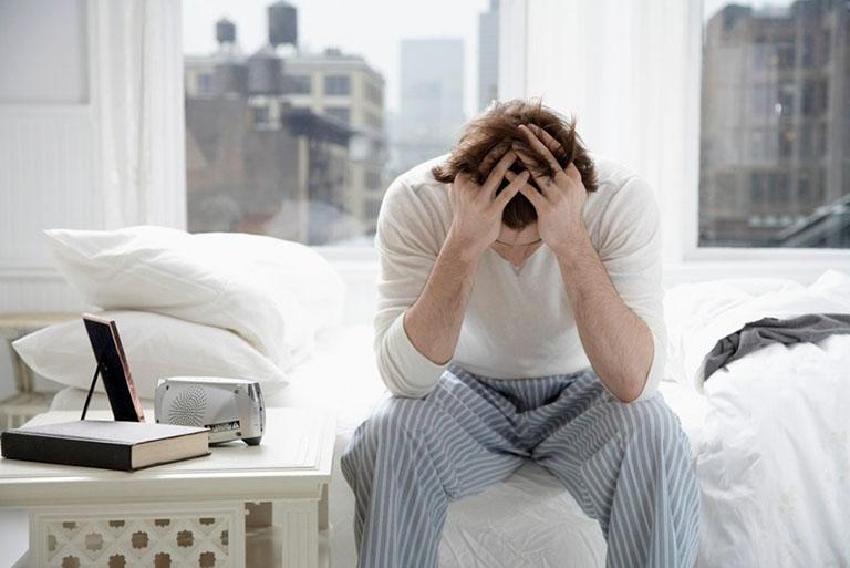 Suy giảm ham muốn tình dục là triệu chứng điển hình
