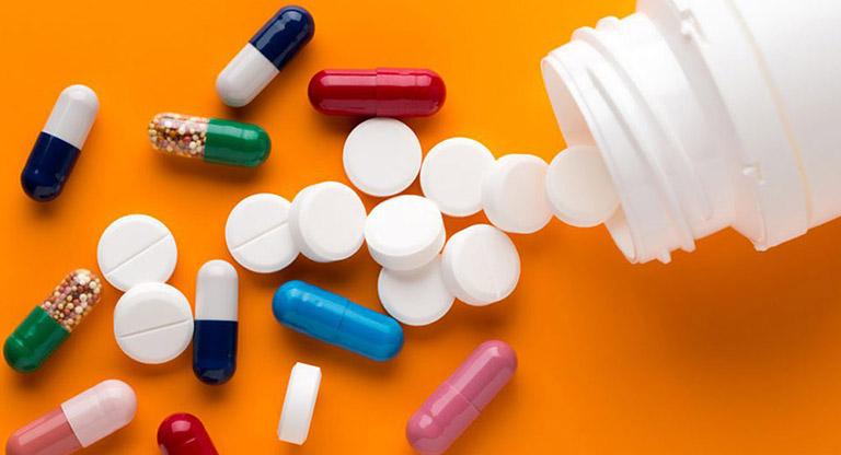Uống thuốc Tây y điều trị rối loạn cương dương