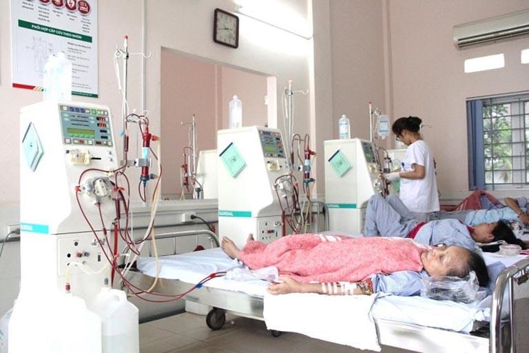 Trường hợp nặng người bệnh có phải tiến hành lọc máu