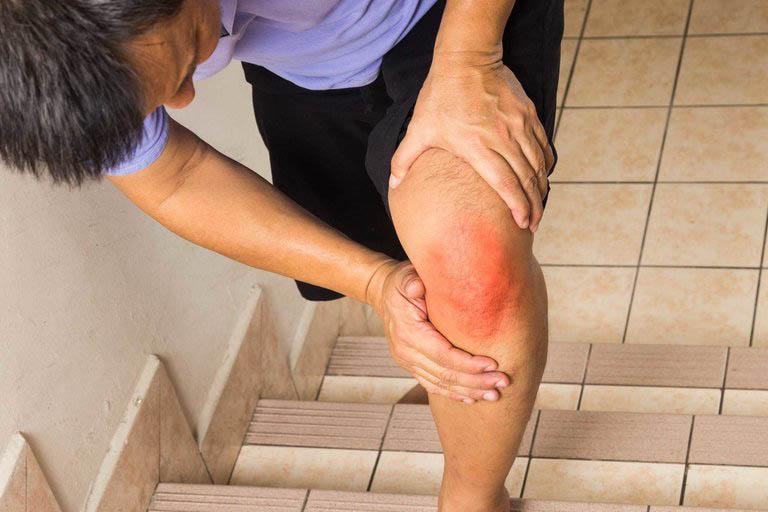Tùy vị trí đau mà có các triệu chứng điển hình