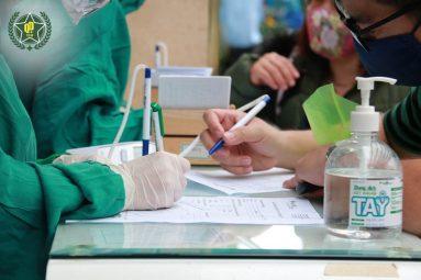 Thủ tục xuất viện được thực hiện trong 24 giờ trước thời điểm xuất viện