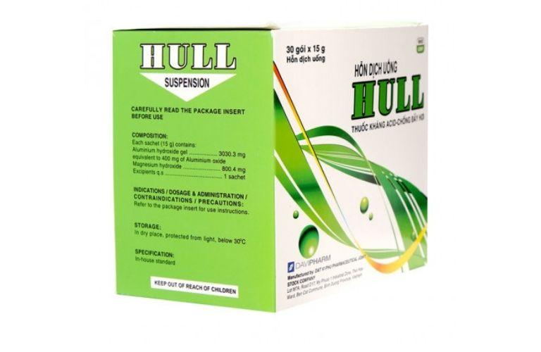 Thuốc dạ dày Hull