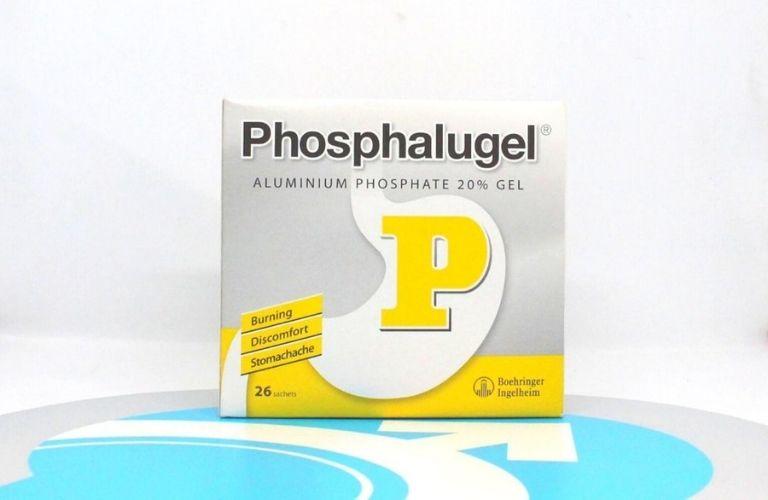 Thuốc dạ dày chữ P