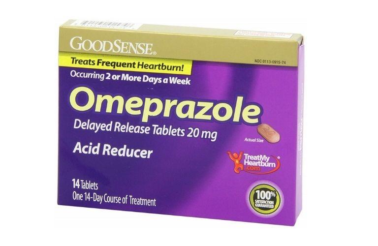 Omeprazole có tác dụng ức chế sự hoạt động của vi khuẩn HP