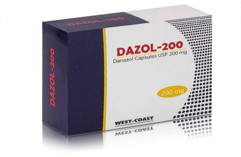 Thuốc điều trị lạc nội mạc tử cung chứa hoạt chất Danazol