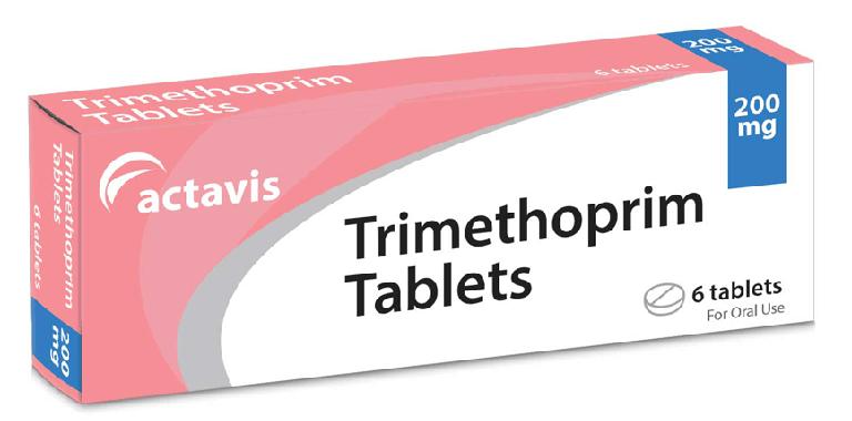 Bị tiểu buốt uống thuốc gì? Trimethoprim
