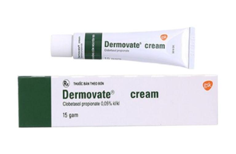 Thuốc bôi ngoài da Dermovate Cream