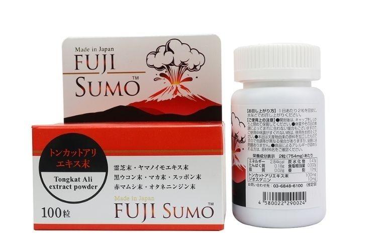 Viên uống trị xuất tinh sớm của Nhật Fuji Sumo