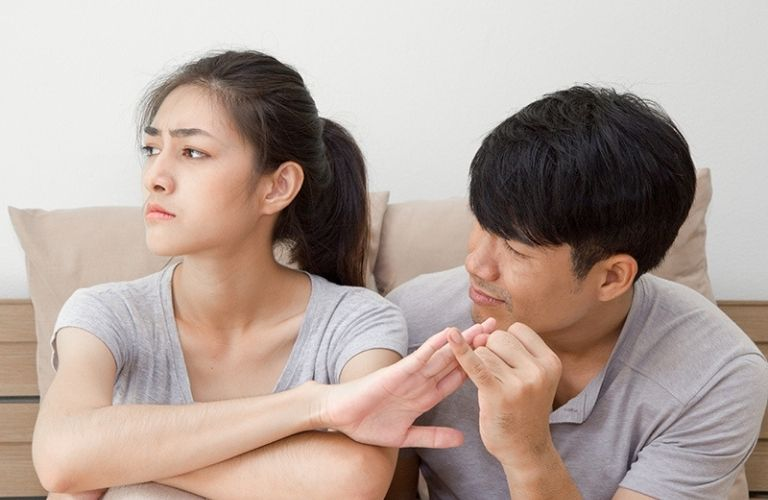 """Phụ nữ mắc viêm âm đạo thường có xu hướng ngại """"gần gũi"""""""