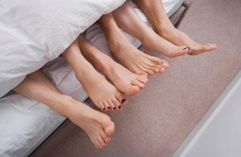 Quan hệ tình dục bừa bãi làm gia tăng nguy cơ viêm nhiễm