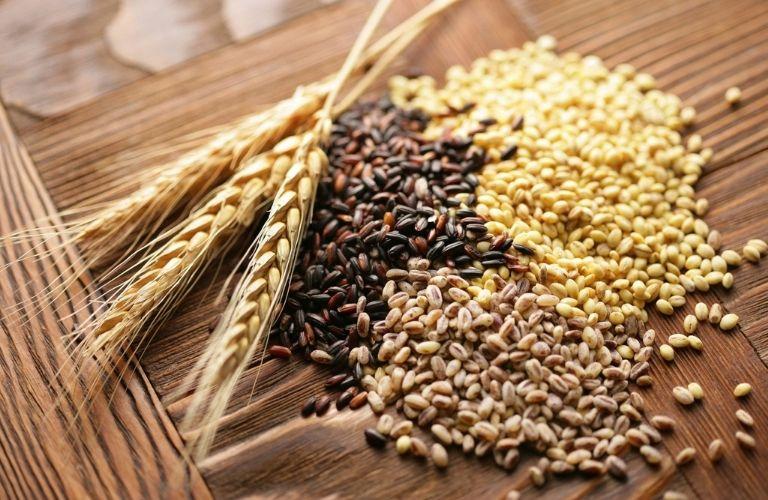Ngũ cốc là thực phẩm phù hợp cho bệnh viêm da cơ địa