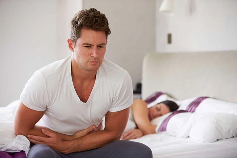Nam giới tuổi trung niên là đối tượng có nguy cơ cao bị bệnh về tiền liệt tuyến