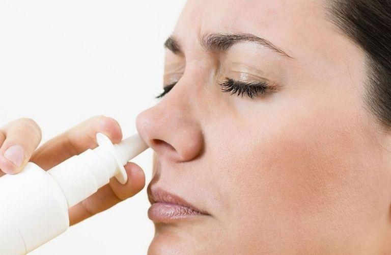 Các loại thuốc xịt mũi được chỉ định trong phác đồ điều trị