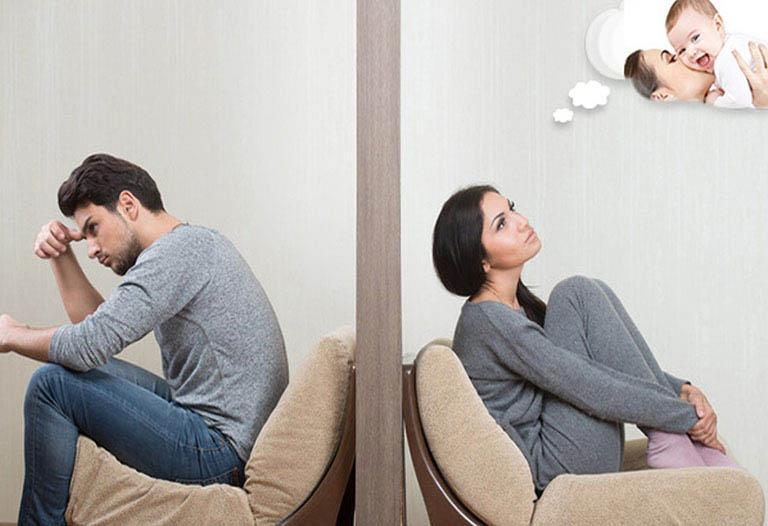 Bệnh yếu sinh lý tiềm ẩn nguy cơ gây hiếm muộn, vô sinh ở nam giới