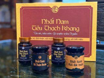 Nhất Nam Tiêu Thạch Khang - KHẮC TINH của sỏi thận, XÓA SỔ sỏi thận lên tới 20mm