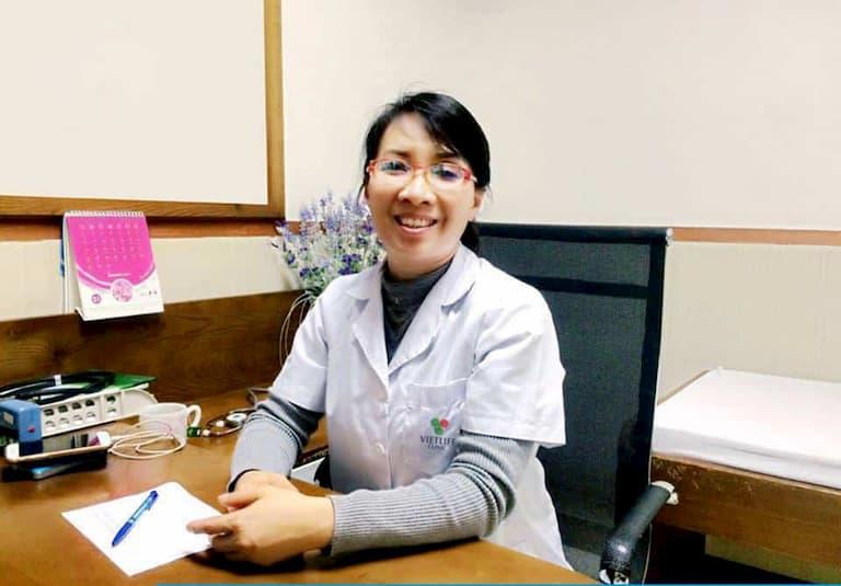 Bác sĩ chuyên khoa cơ xương khớp Nguyễn Thị Lan
