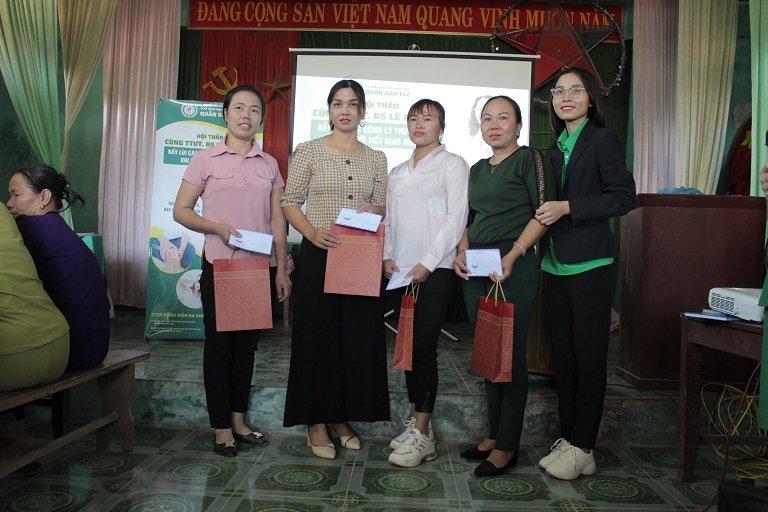 Hình ảnh các Y Tế Trưởng của Bệnh viện Quân dân 102 được bổ nhiệm tại Bắc Giang