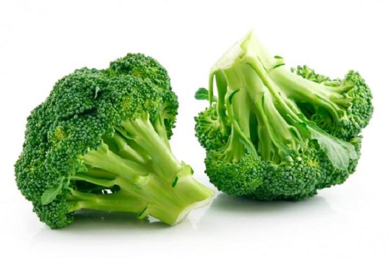 Bông cải xanh chứa nhiều thành phần tốt cho người sỏi thận