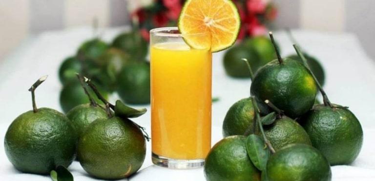 Nước cam chứa nguồn vitamin C dồi dào và khoáng chất thiết yếu cao hơn trái cây khác