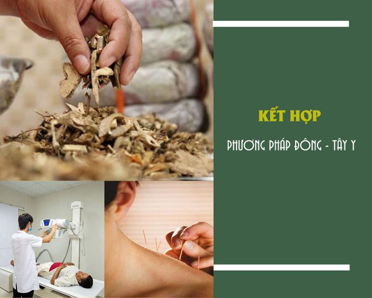Kết hợp y học hiện đại và y học cổ truyền trong thăm khám và điều trị