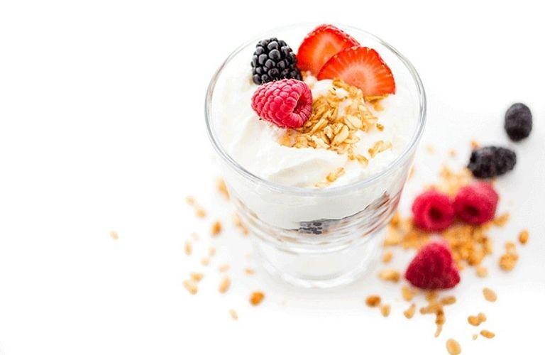 Chế độ ăn uống cũng nên được chú ý nếu nhận thấy có biểu hiện bệnh huyết trắng