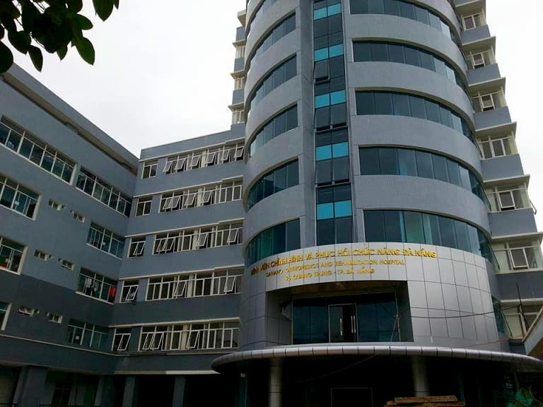 Bệnh viện Chấn thương và Phục hồi Chức năng Đà Nẵng được nhiều bệnh nhân tin tưởng