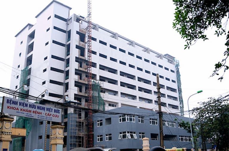 Bệnh viện Việt Đức có thể mạnh là các bệnh về cơ xương khớp