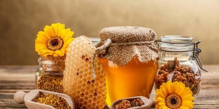 Mật ong được sử dụng như một vị thuốc, chữa nhiều bệnh