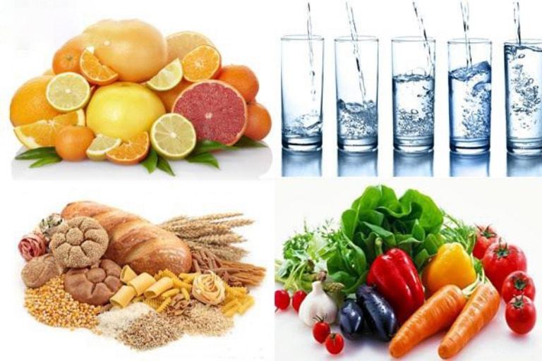 Người bệnh sỏi thận cần lưu ý về chế độ dinh dưỡng, sinh hoạt hợp lý.