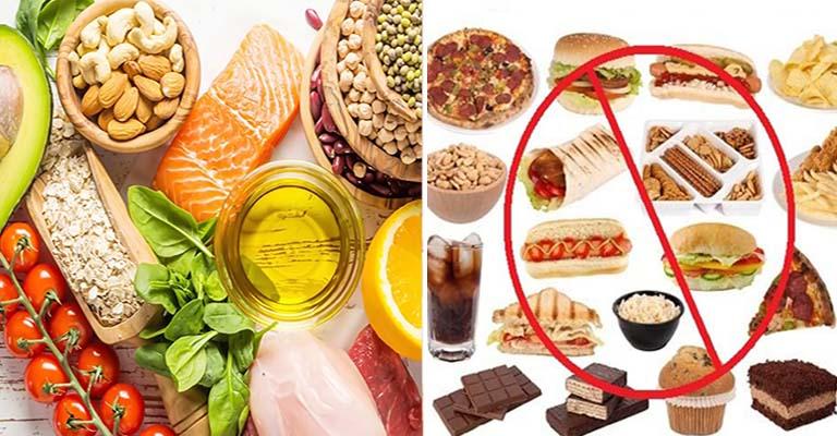 Thực phẩm nên và không nên ăn khi bị viêm đa khớp