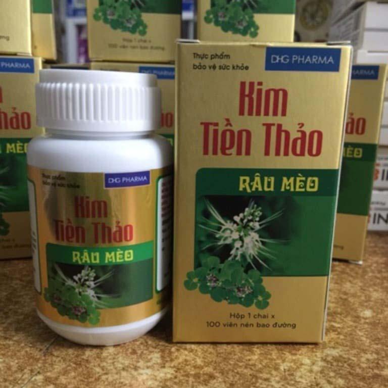 Thuốc sỏi thận Kim Tiền Thảo