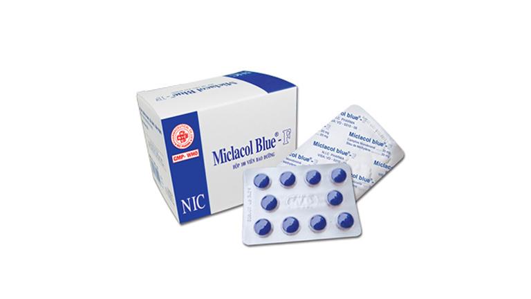 Viêm đường tiết niệu uống thuốc gì? - Mictasol Bleu