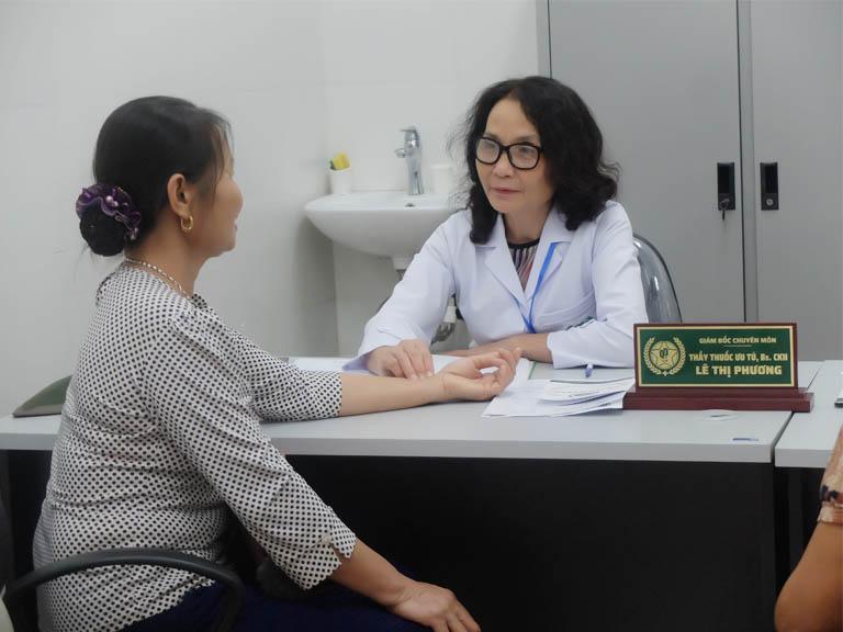 TTƯT.BSCKII Lê Phương - Giám đốc chuyên môn CTCP Tổ hợp y tế cổ truyền biện chứng Quân Dân 102