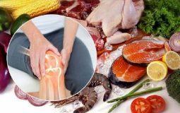 Đau khớp gối kiêng ăn gì và nên ăn gì để bệnh nhanh khỏi?