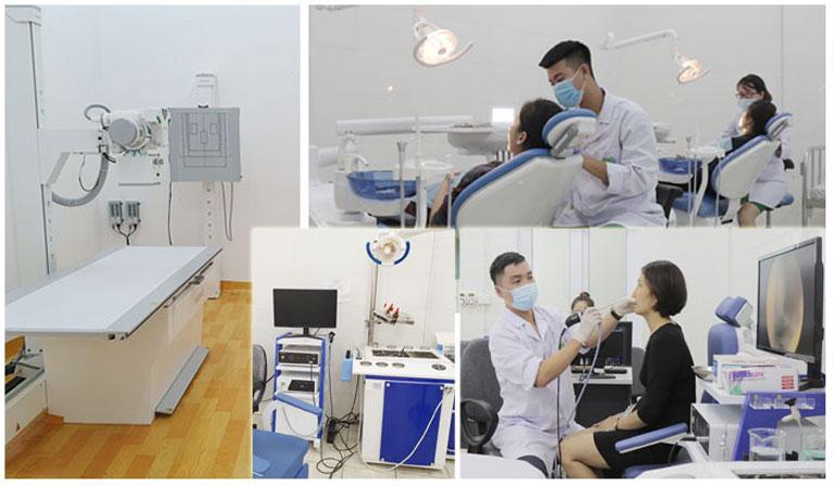 CTCP Bệnh viện Đa khoa YHCT Quân dân 102 kết hợp Tây Y, trang thiết bị hiện đại vào điều trị