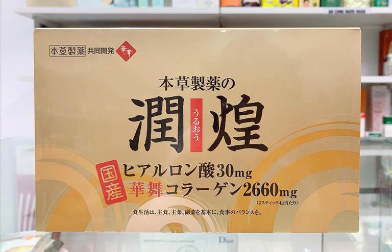 Thuốc trị viêm đa khớp Collagen Hanamai