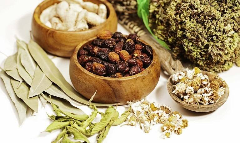 Các bài thuốc Đông Y giúp thanh nhiệt, giải độc, kháng viêm, điều trị triệu chứng mề đay