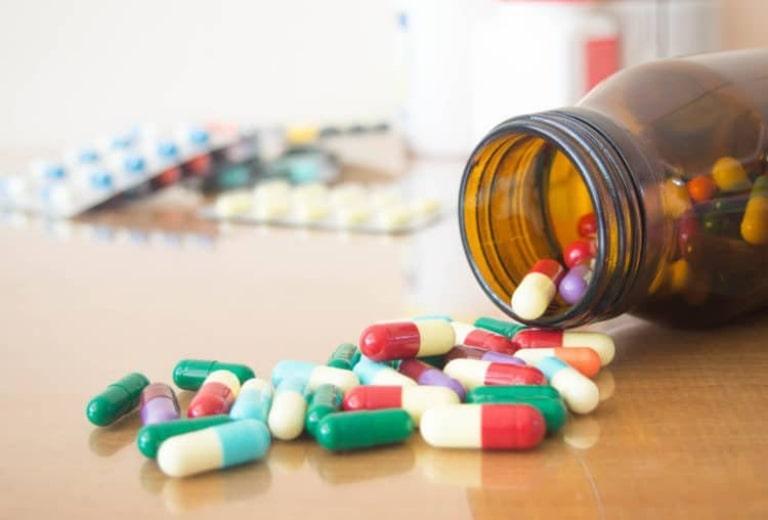 Sử dụng thuốc Tây y có tác dụng nhanh