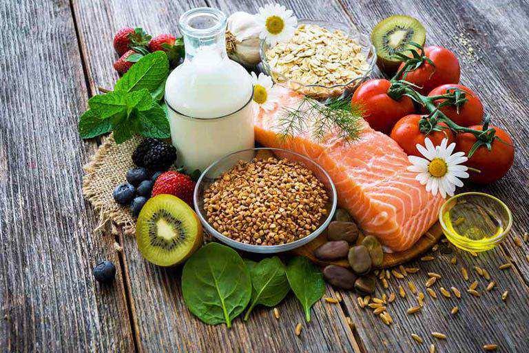 Người bệnh tổ đỉa nên xây dựng chế độ ăn uống khoa học