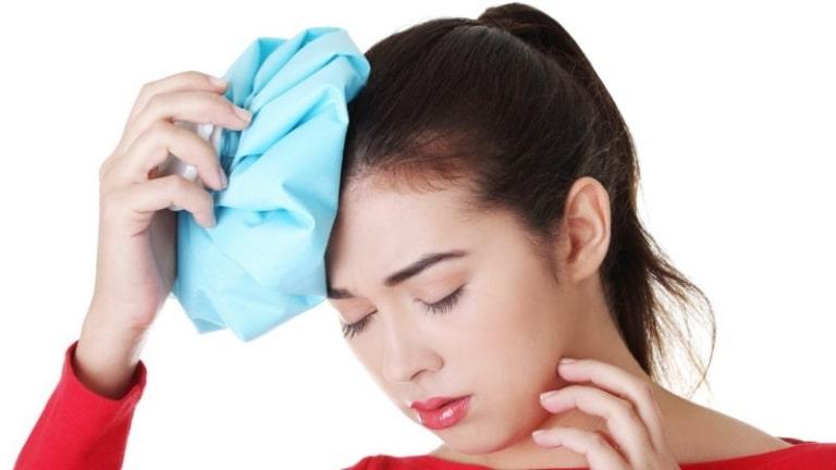 Khi bị sốt do viêm amidan cần làm ngay các biện pháp hạ sốt