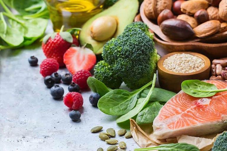 Chế độ dinh dưỡng hợp lý giúp bệnh nhanh chóng được đẩy lùi và giảm tình trạng tái phát