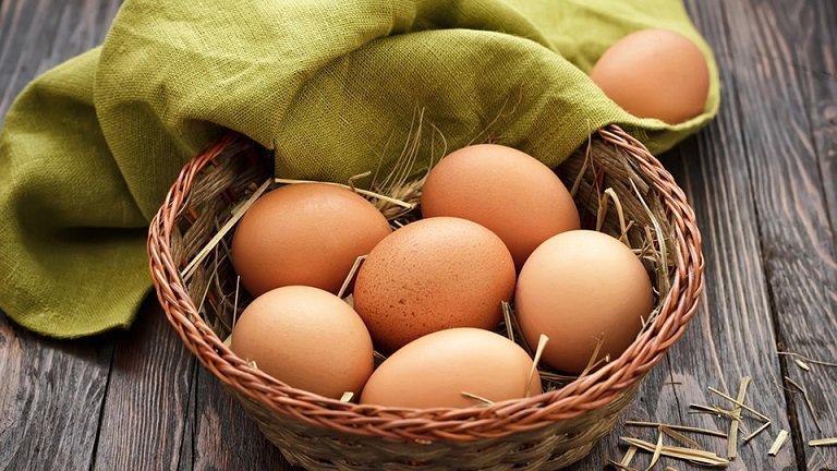 Trứng gà là nguyên nhân khiến tình trạng đau nhức, ngứa rát trở nặng