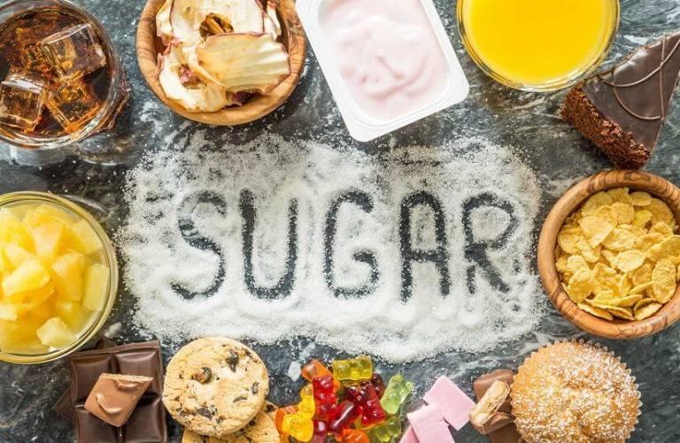 """Thực phẩm có hàm lượng đường cao lọt danh sách: """"Viêm da dị ứng kiêng ăn gì tốt"""""""