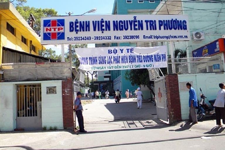 Chữa viêm khớp cùng chậu ở đâu? - Bệnh viện Nguyễn Tri Phương