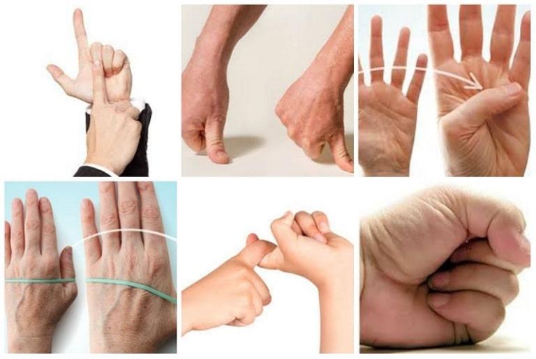 Người bệnh có thể kết hợp bài tập vật lý trị liệu với các biện pháp điều trị bằng thuốc